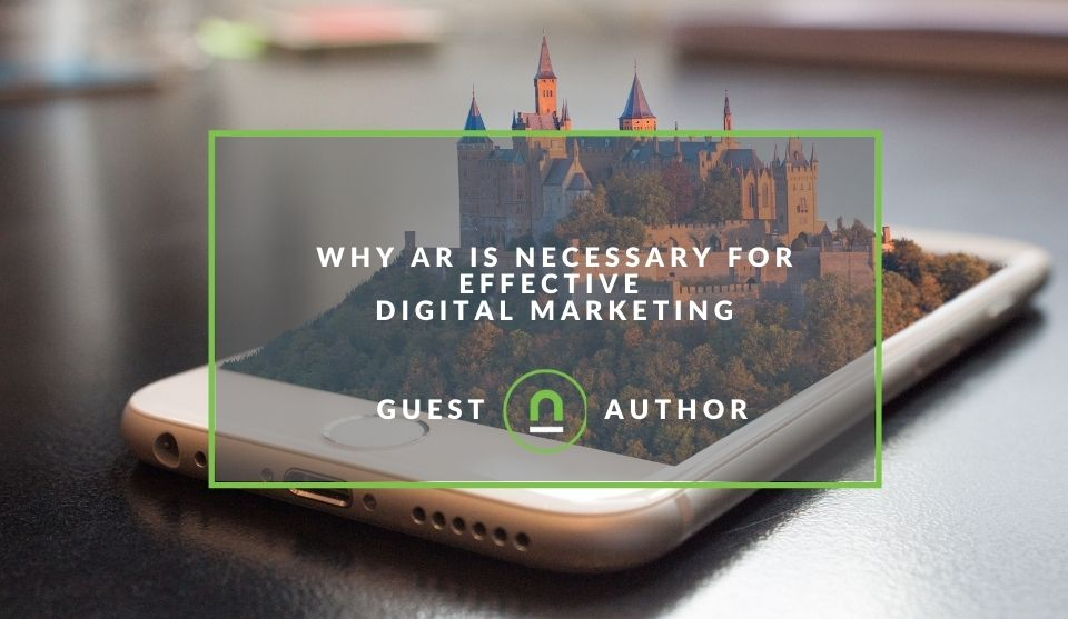 Augmented reality as a marketing tool