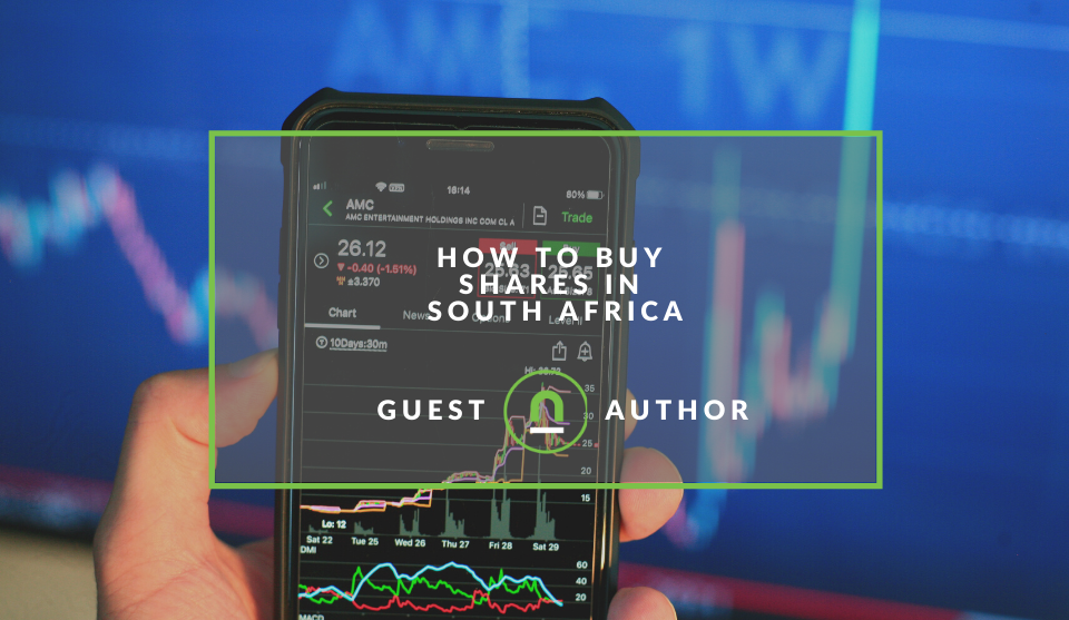 Guide to buying shares in South Africa