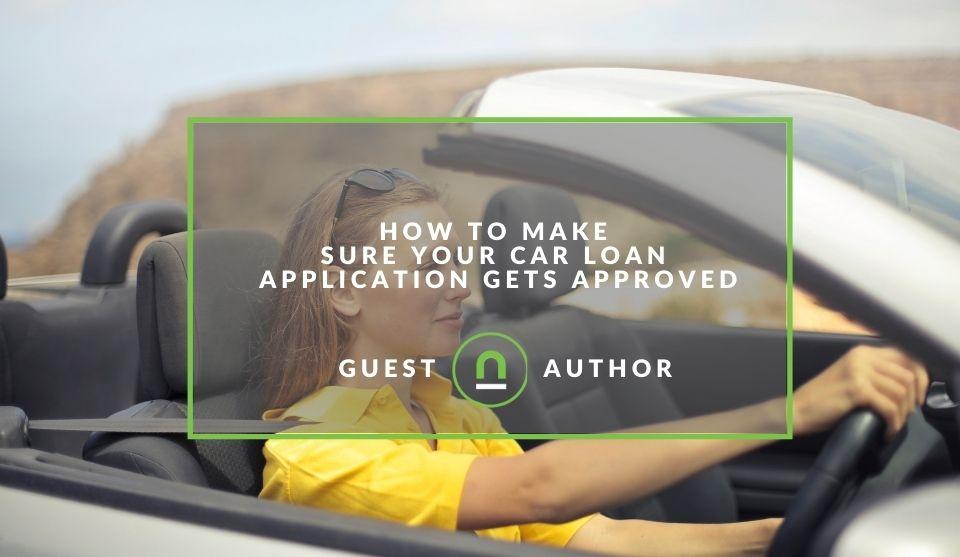 Car loan application approval