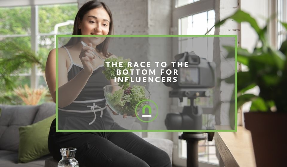 Influencers race to the bottom