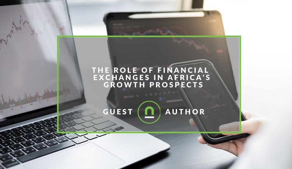 How exchanges help the African economy
