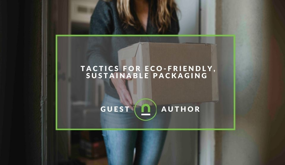 Tactics for eco friendly packaging