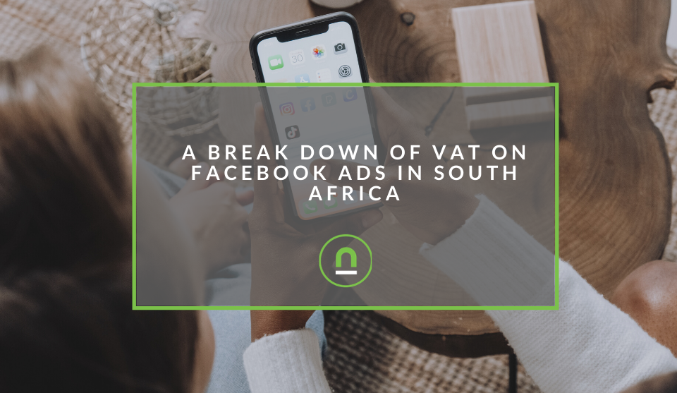 How Vat changes Facebook ads