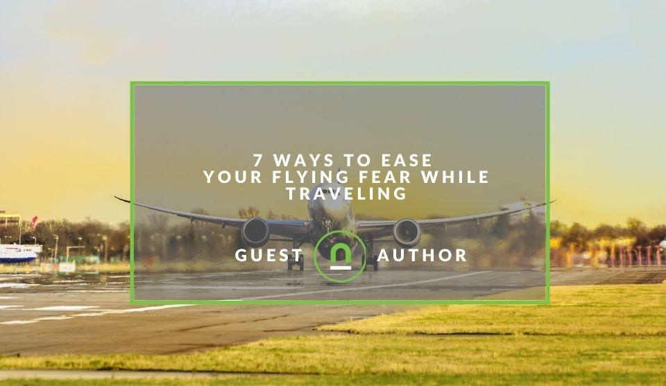 ways to reduce flight nerves