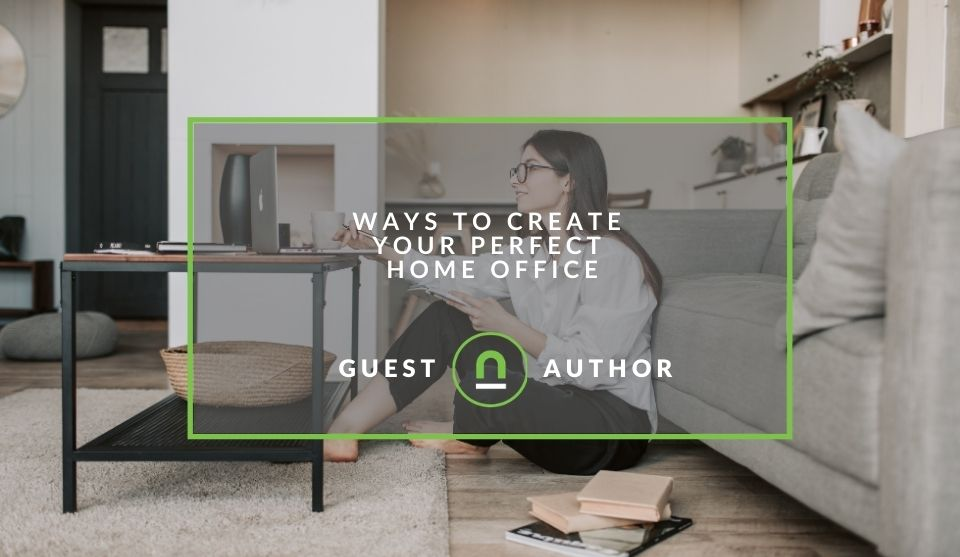 A guide to the perfect home office