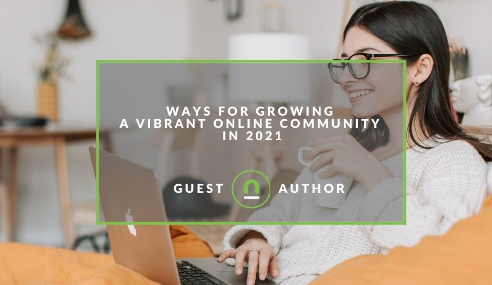 Creating your online community