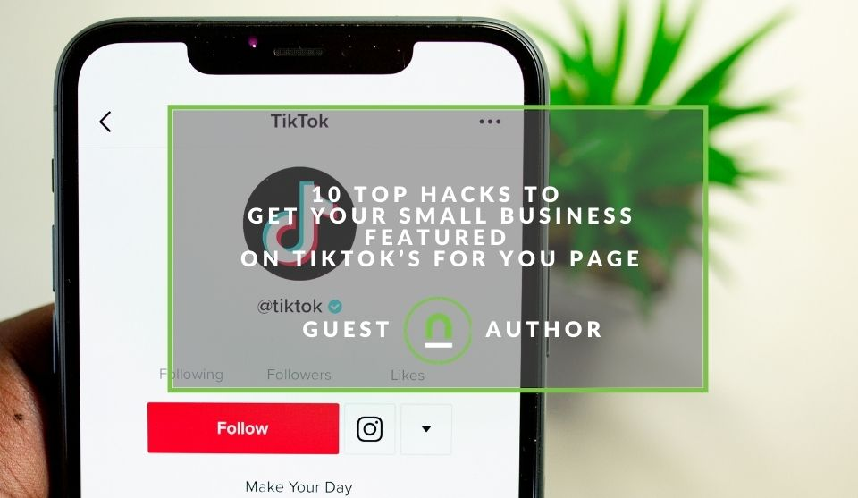 Hack tiktok to promote your business