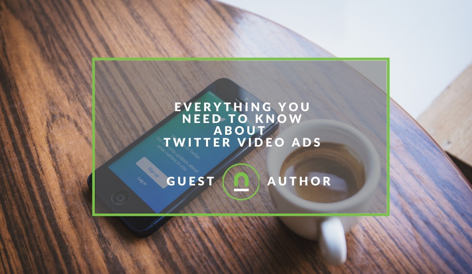 Running Twitter video ads