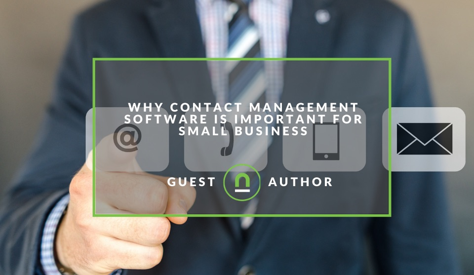 Contact management software for small businesses