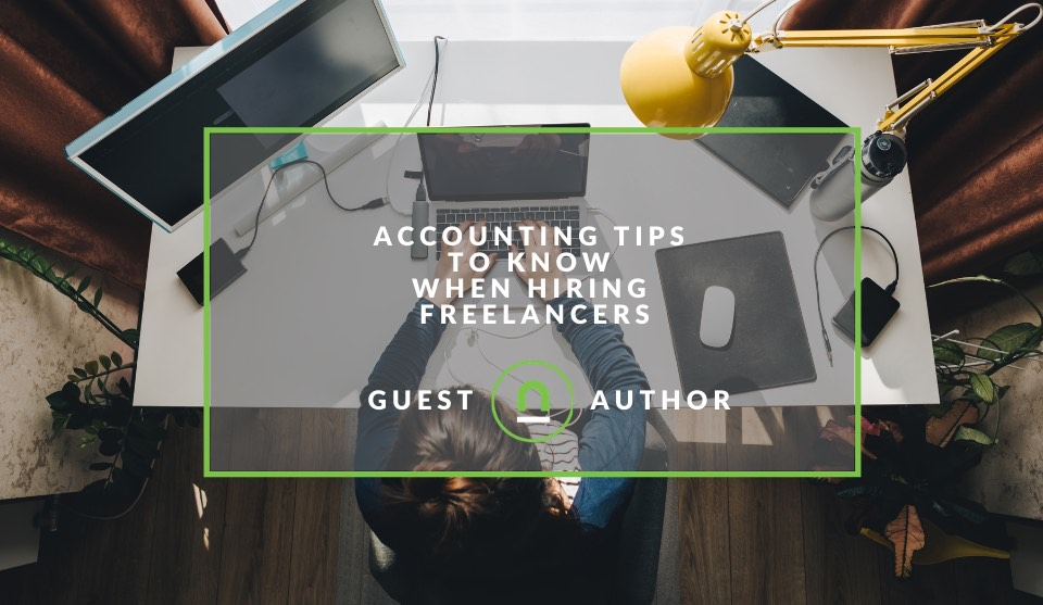How to handle accounting when using remote and freelance workers