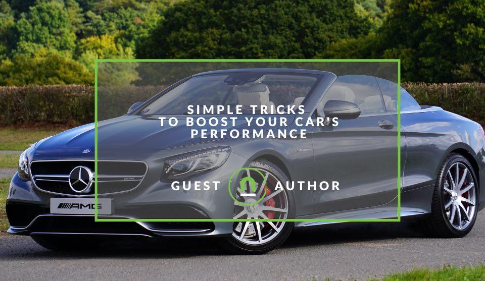 simple car performance improvements
