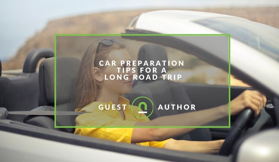 Repair your car for a road trip