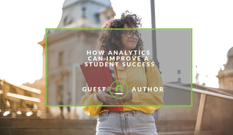 Using analytics to improve student sucess