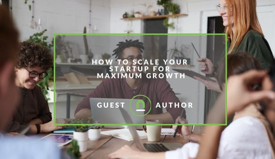 How to streamline and scale startups
