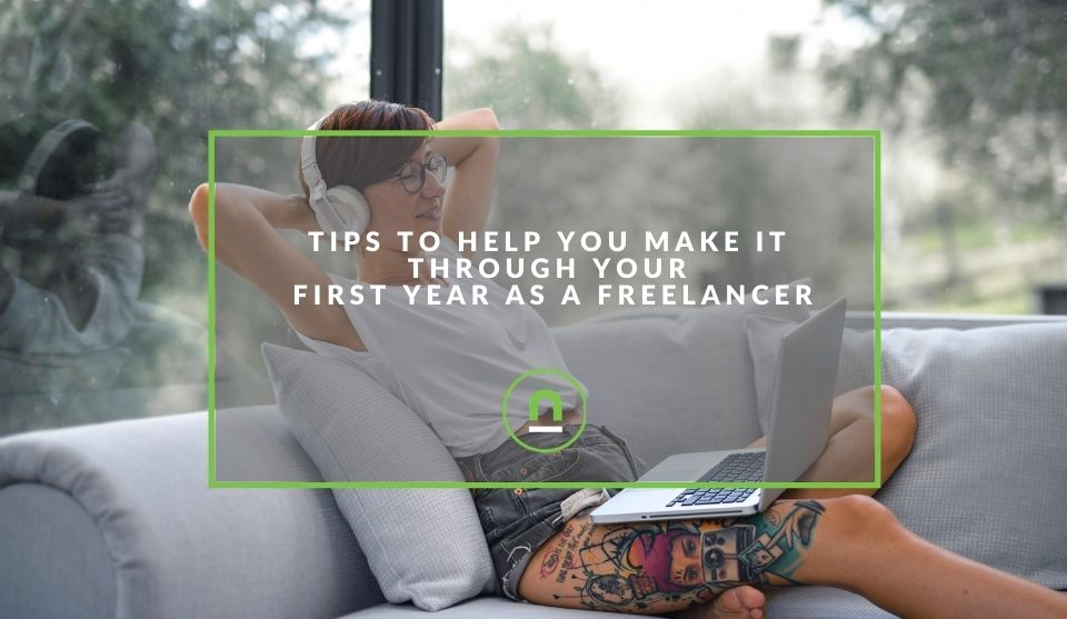 Tips for your first year as a freelancer