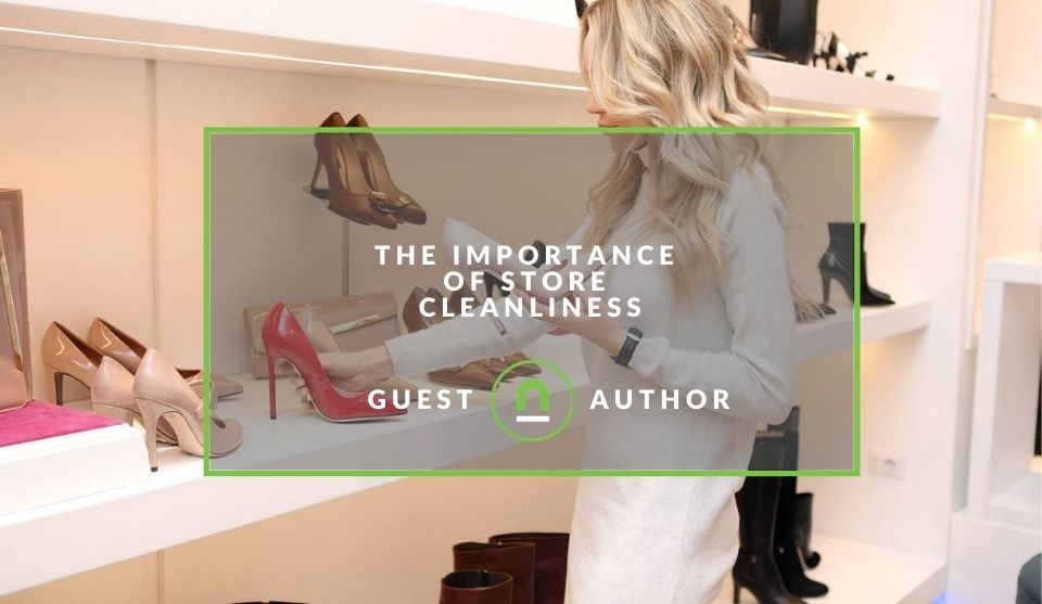 Why a clean store is important