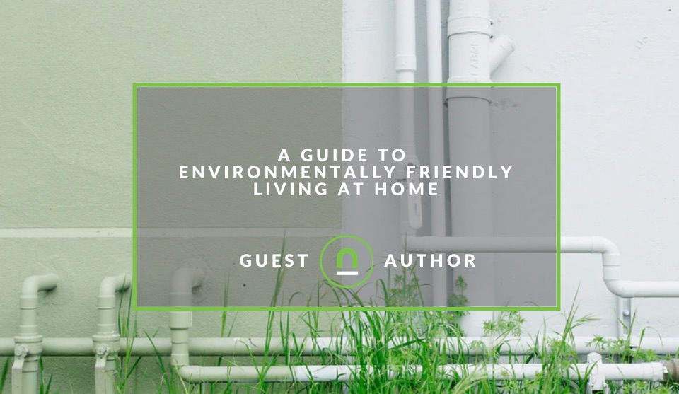 Guide to a green living home