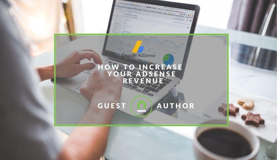 Adsense increasing revenue tips