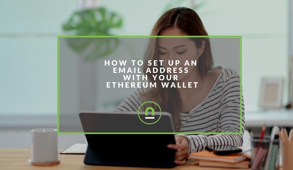 Ethereum email platforms