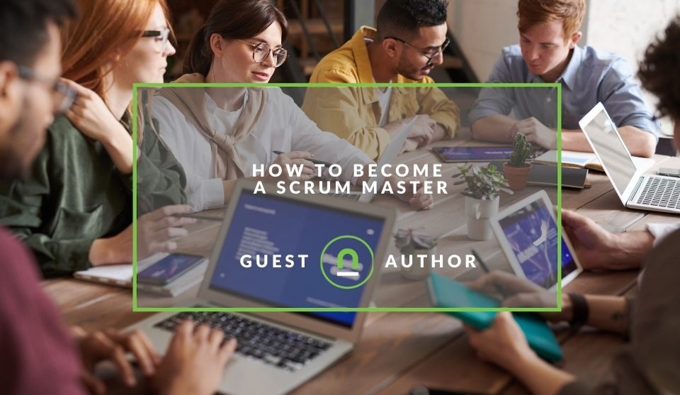 Tips on becoming a scrum master