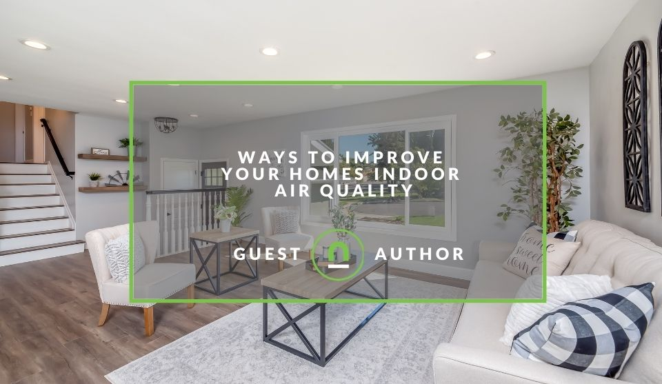 Improve air quality home
