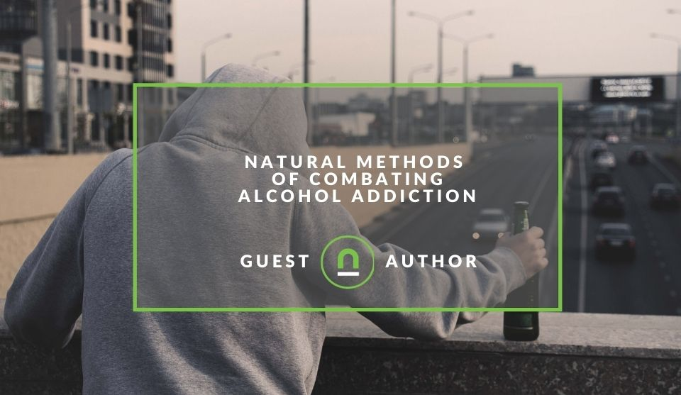Controlling alcohol addiction naturally