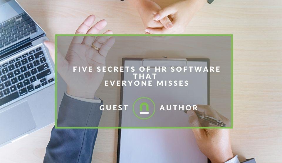hr software secrets
