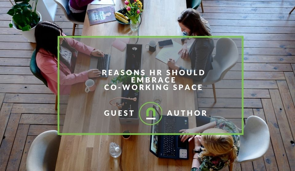 Why human resources should consider co-working