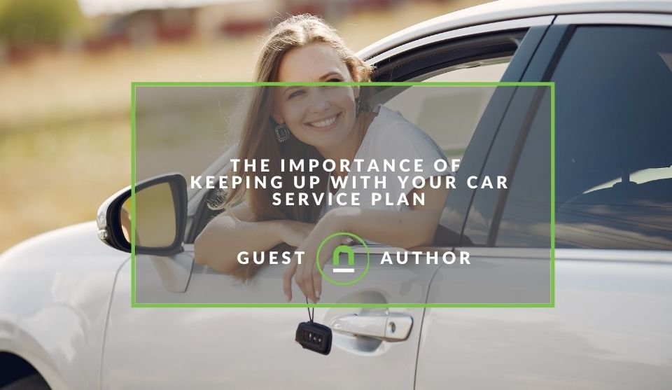 Why keep a service plan for your car