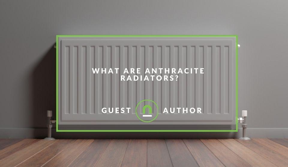 why anthracite Radiators are popular