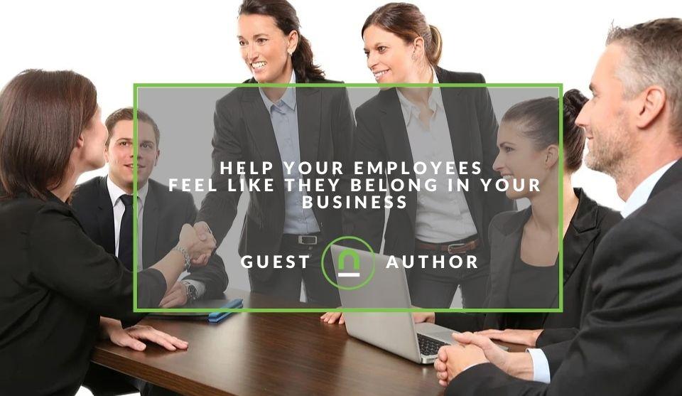 Belonging of employees