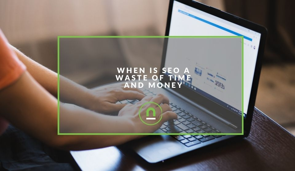 How SEO can waste money