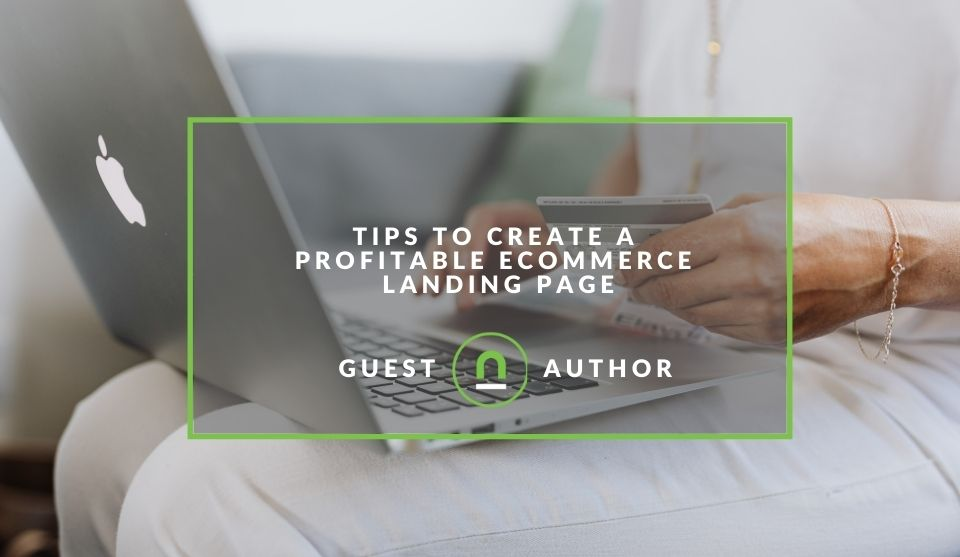 Tips profitable eCommerce page