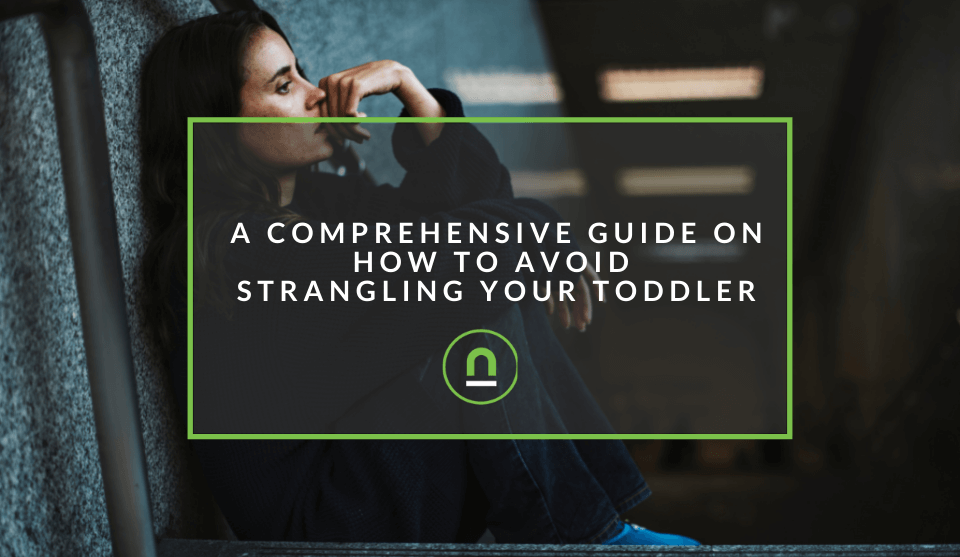 dealing with difficult toddlers