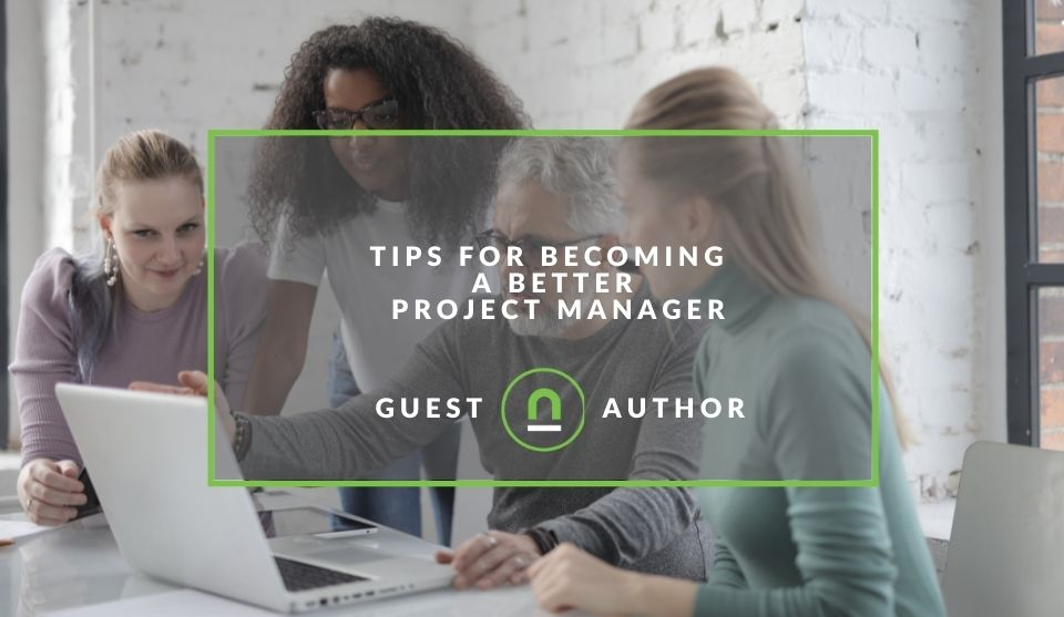 How to be a better project manager