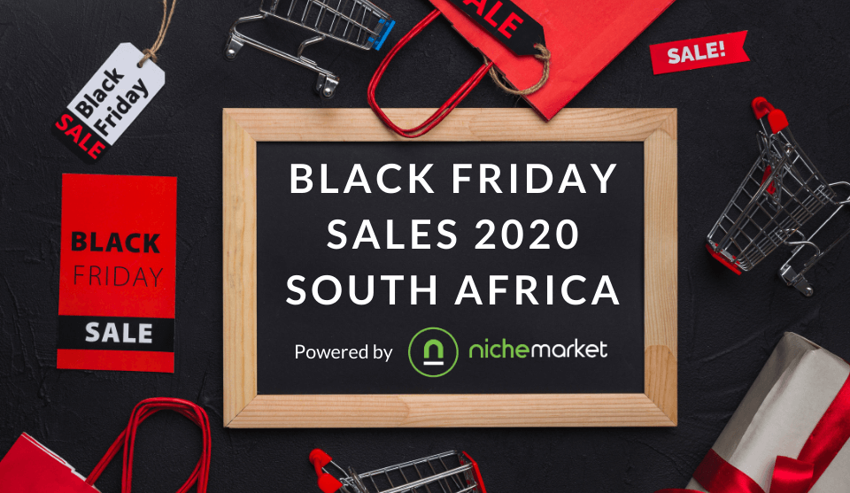 Black Friday Sales South Africa 2020