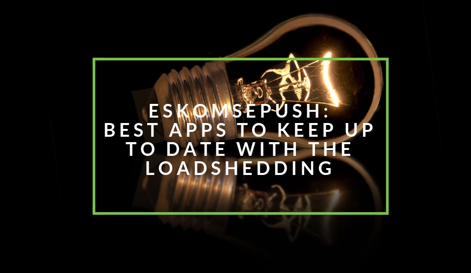 best apps for loadshedding