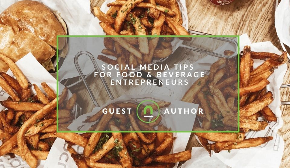 How to social media can be used to promote your food business