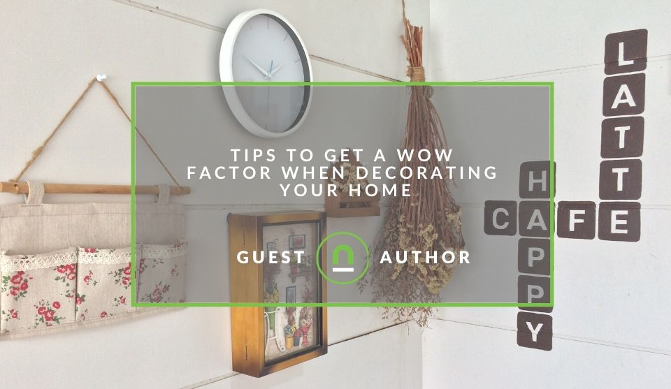 Tips to decorate home