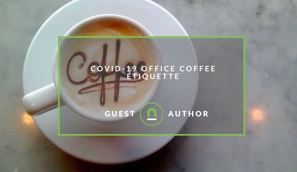 Covid coffee tips