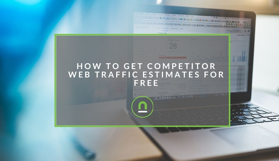 Competitor traffic stats free