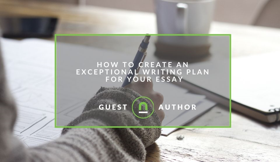 How to plan an essay