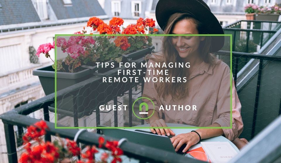 How to manage a new remote team