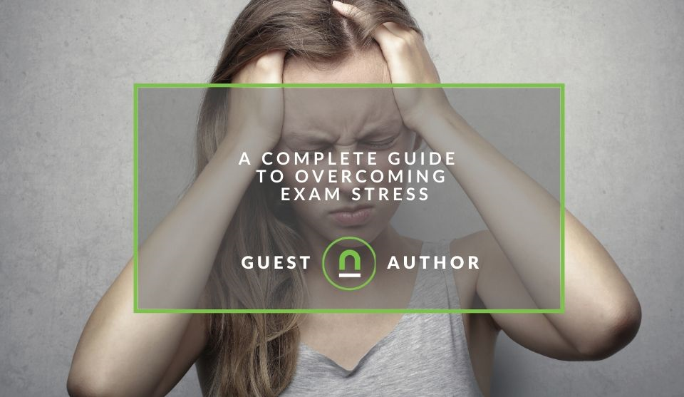 How to cope with exam stress