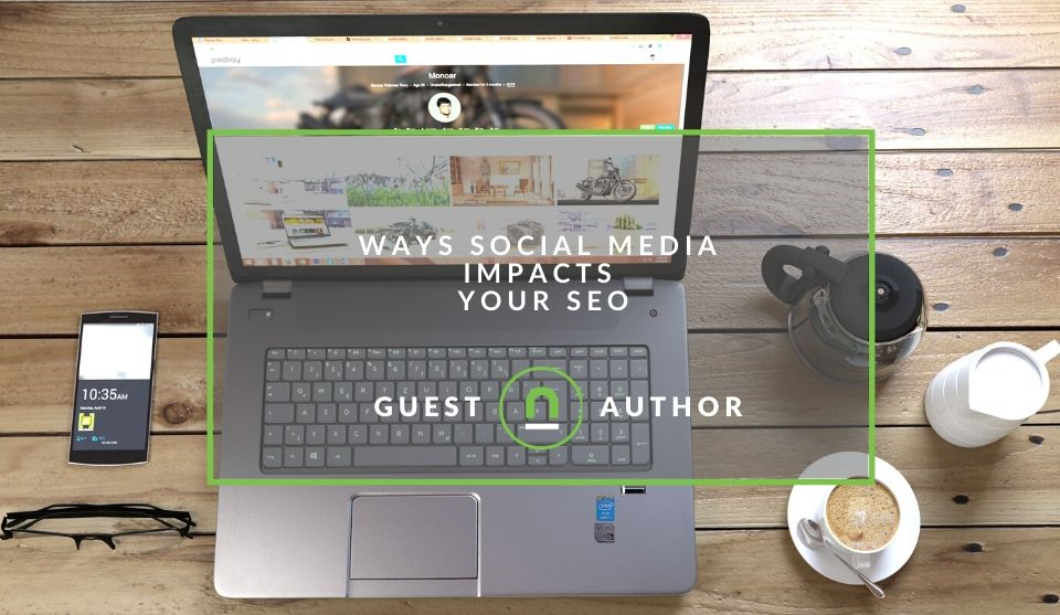 Boosting SEO with social media