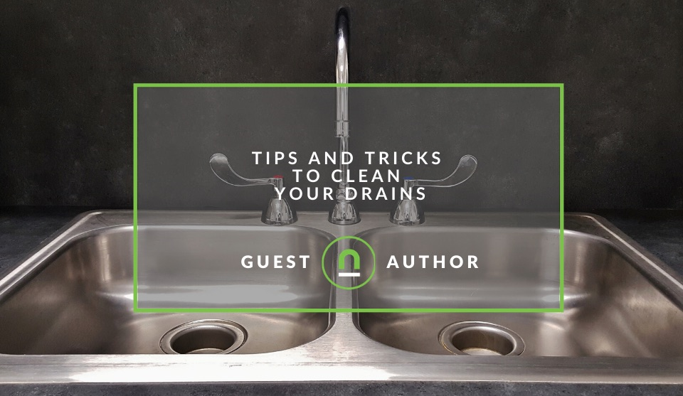 Tips and tricks clean drain