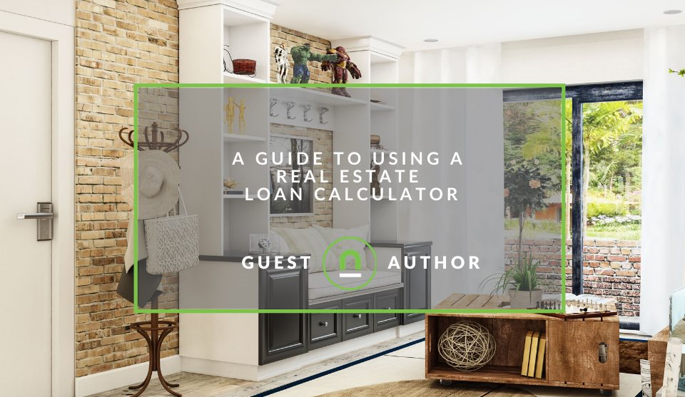 How to use a real estate calculator