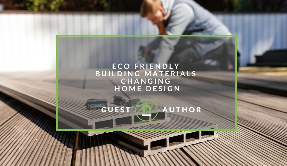 Eco friendly building materials to try using