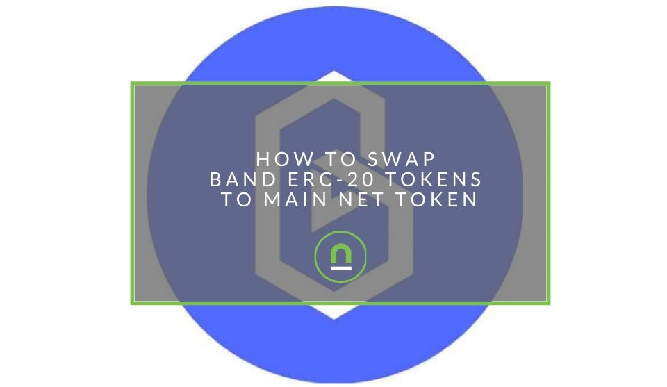 Convert Band Tokens to Brand Protocal
