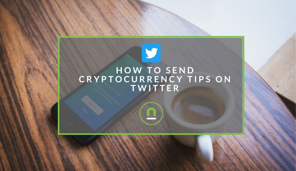 Tipping on Twitter with crypto